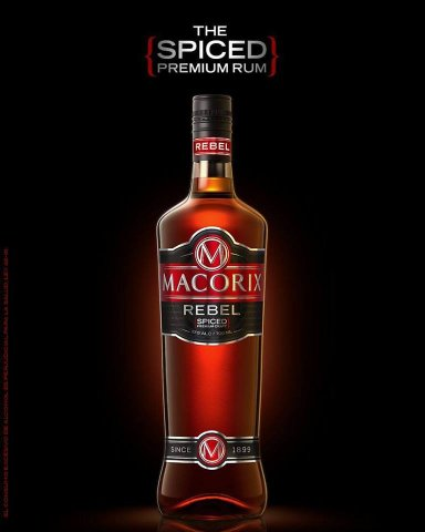 Macorix REBEL Spiced Premium Craft 0,7l 30%